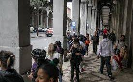 A liberdade no Brasil - Pessoas questionam plano da prefeitura